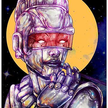 Iron Audrey by Villainmazk