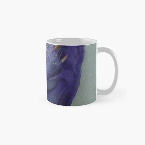 Pearl Eye Dragon Classic Mug