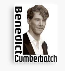 Cumberbatch Metal Print