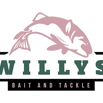 Willy's Bait and Tackle Store T-shirt - Stardew Valley inspired by freshcoffee