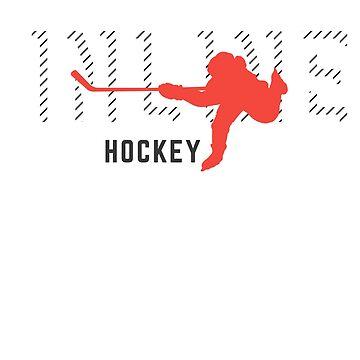 Inline Hockey Roller Hockey by waltondt