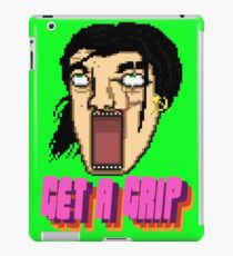 Get a Grip! iPad Case/Skin