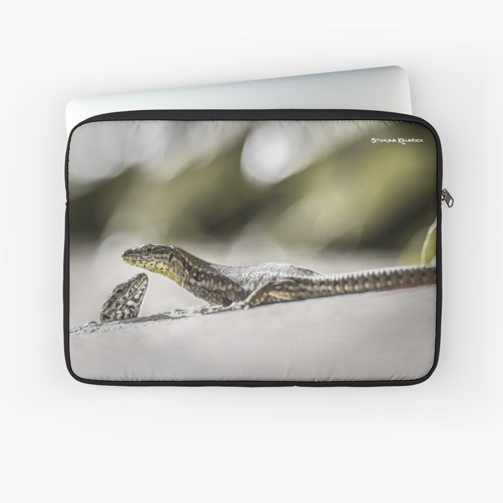 The charming lizards Laptop Sleeve
