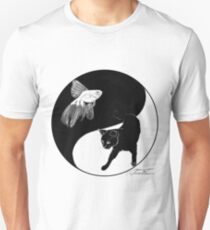 YinFish and YangCat Unisex T-Shirt