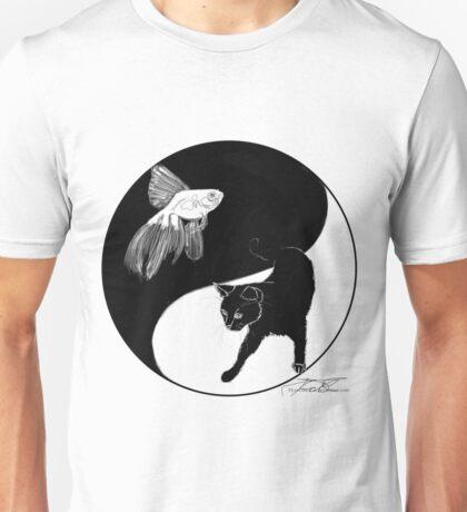 YinFish and YangCat T-Shirt