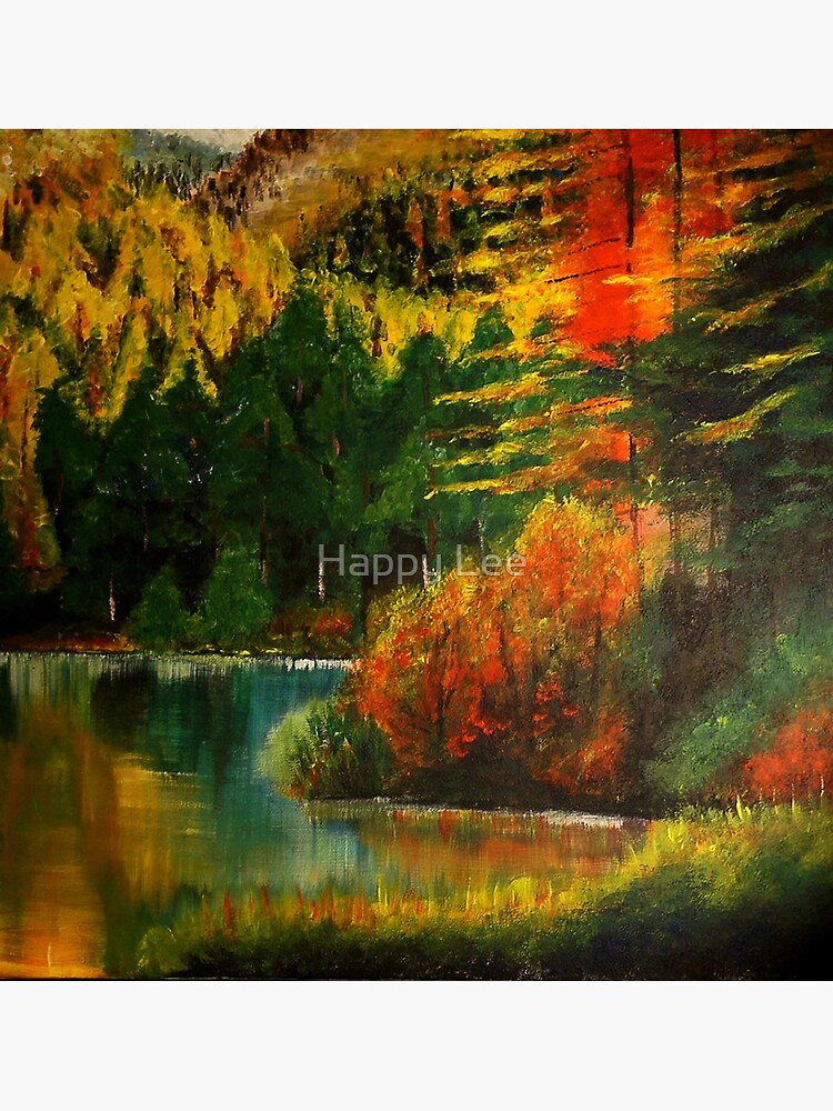 Autumn Obessision by Pingay