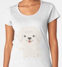 Bichon Frise Women's Premium T-Shirt