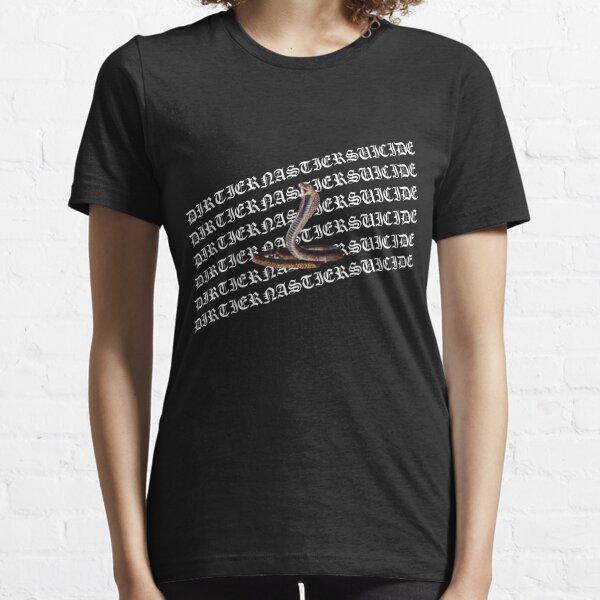 SuicideBoys Dirtier suicidio más desagradable Camiseta esencial