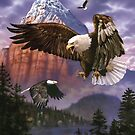 Eagle mountain by David Penfound