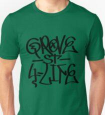 Camiseta ajustada Grove St 4 Life