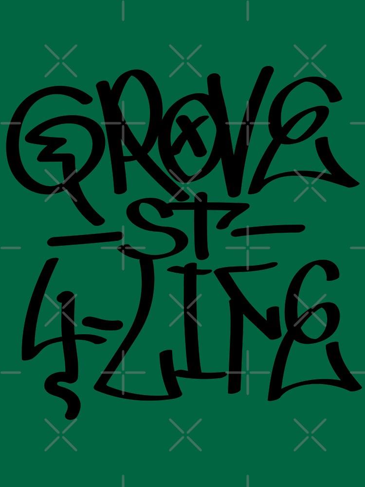 Grove St 4 Life de Graograman