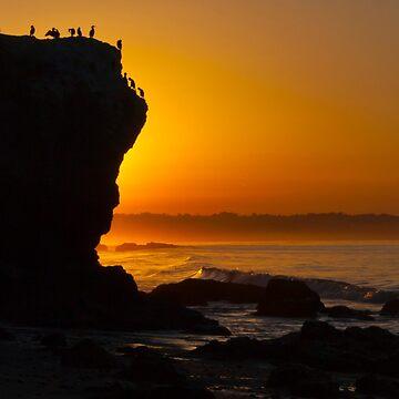 Malibu Sunrise by ReachOne