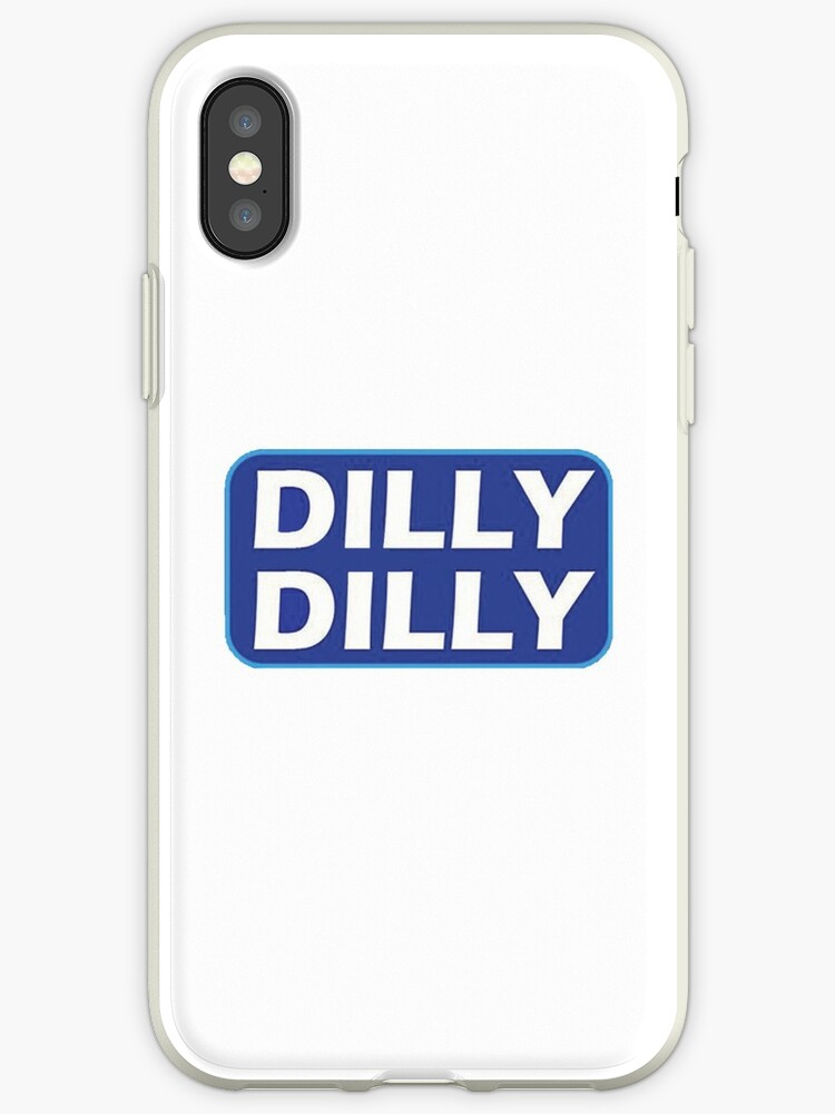 reputable site 4d21e 48769 'dilly dilly bud light' iPhone Case by LukeWoodsDesign