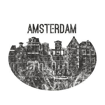 Amsterdam by ArielClark93