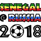 Senegal@Russia World Cup 2018 by senegalatrussia
