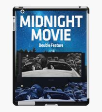 Midnight Movie: Double Feature iPad Case/Skin