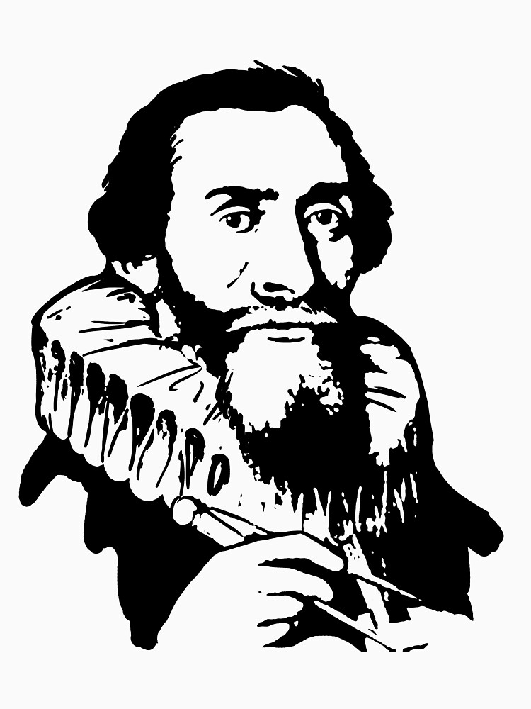 Johannes Kepler  by MichaelRellov