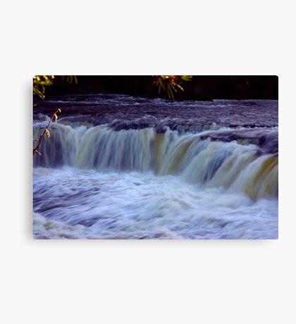 Aysgarth Falls #4 Canvas Print