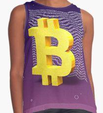 Bitcoin Sleeveless Top