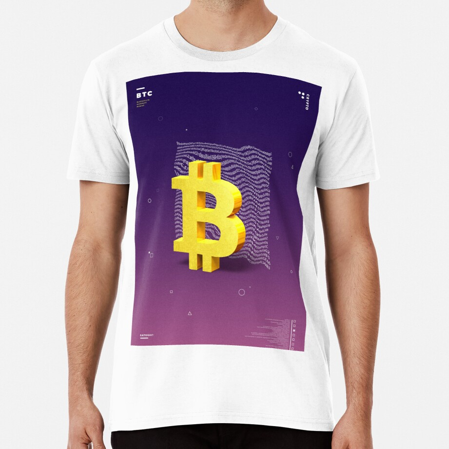 Bitcoin Premium T-Shirt