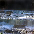 Aysgarth Falls #5 by Trevor Kersley