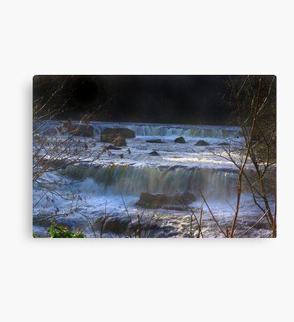 Aysgarth Falls #5 Canvas Print