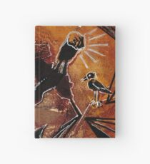 Abstract Artwork - Untitled 15 Hardcover Journal