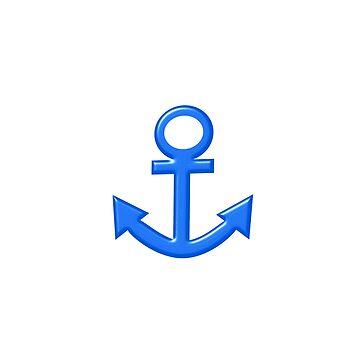 anchor by susana-art