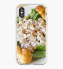 Potato Salad Spinach iPhone Case