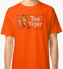 The Toy Tiger - Louisville, KY (Logo) Classic T-Shirt