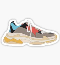 Hypebeast sneakers Sticker