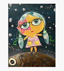 Girl From The Sea Photographic Print