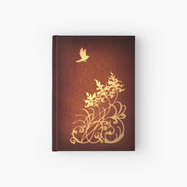 Lunafreya's journal (Full) Hardcover Journal