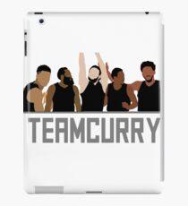 Team Curry All Star Game iPad Case/Skin