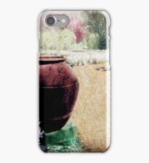 Spring In A Pastel Garden - Infrared Series  iPhone Case/Skin