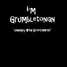 Grumbletonian by Madeleine Forsberg