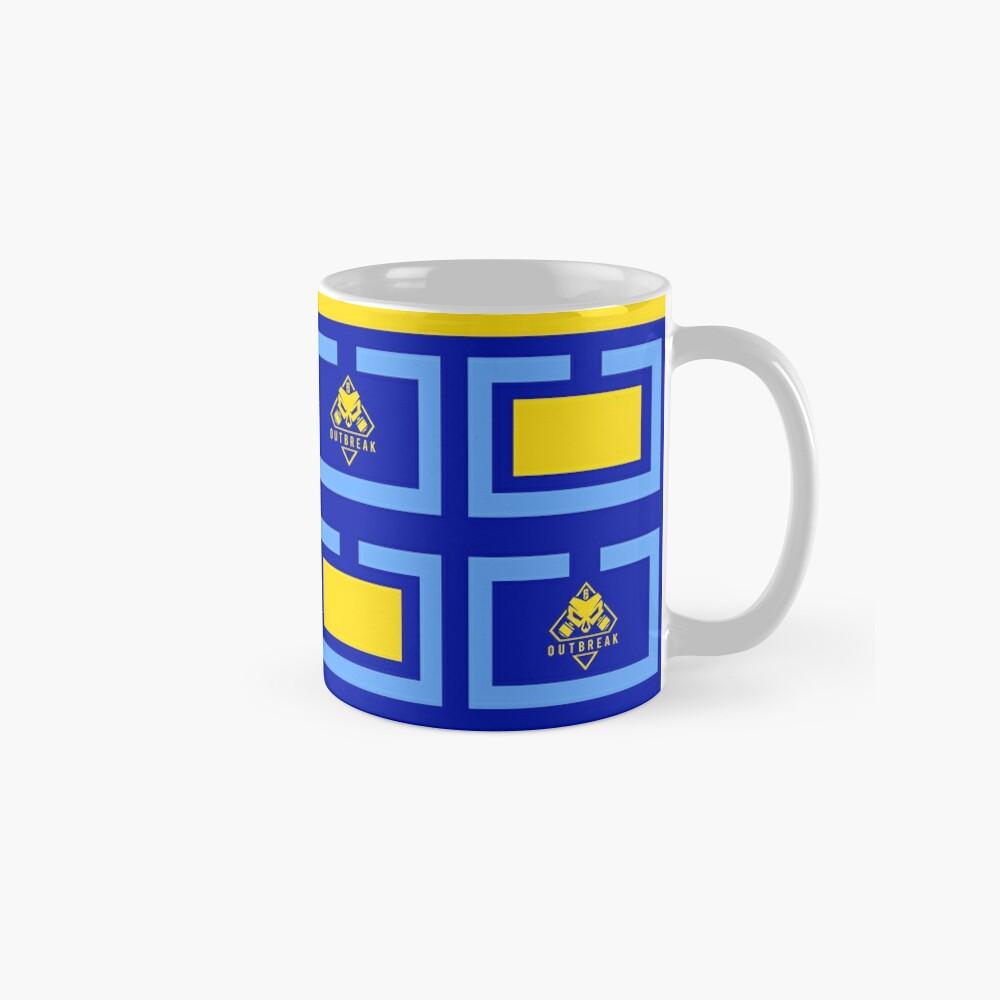 Bloc Bloc Bloc (Outbreak Edition) Standard Mug