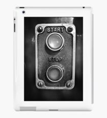 Elevator, elevator, up and down iPad Case/Skin