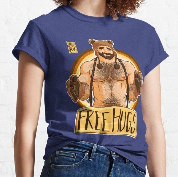 ADAM LIKES HUGS - BEAR PRIDE Classic T-Shirt