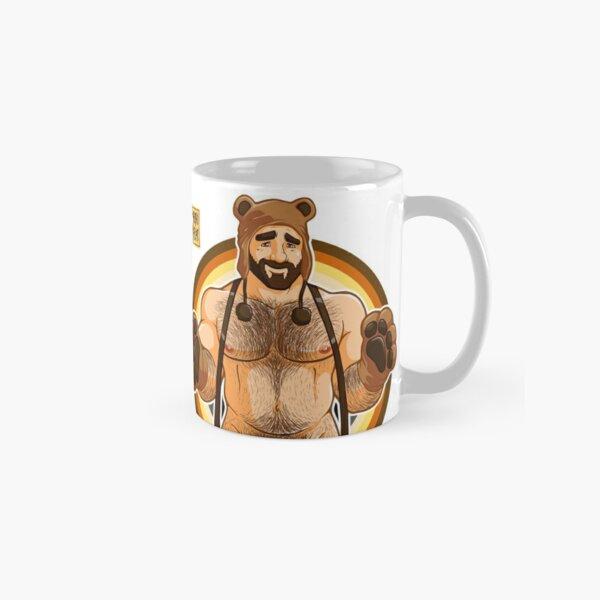 ADAM LIKES HUGS - BEAR PRIDE Classic Mug