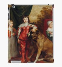 Anthony van Dyck - The Five Eldest Children of Charles I (1631) iPad Case/Skin