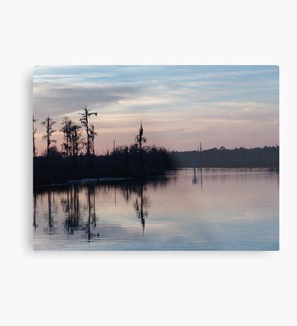 Sunset on Bear Creek  Metal Print