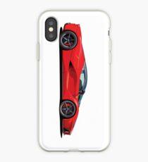 Ferrari La Ferrari Illustration iPhone Case
