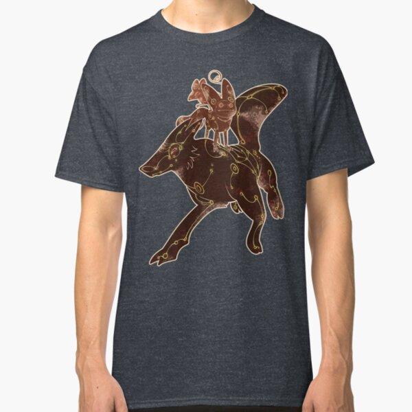 Wolf, Cat, Rat Classic T-Shirt