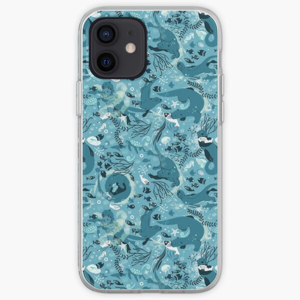 From one otter to another iPhone Soft Case