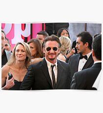 2009 SAG and Oscar Winner Sean Penn Poster