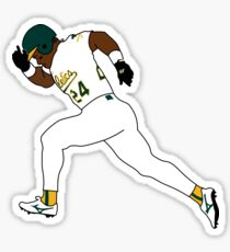 sticky rickey Sticker