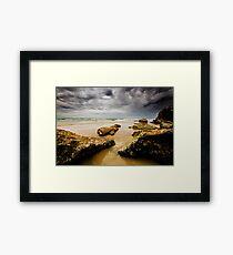 South East Passage Framed Print