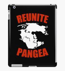 Reunite Pangea Funny Geek Nerd iPad Case/Skin