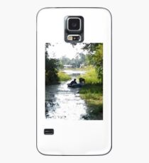 paddle boat Case/Skin for Samsung Galaxy